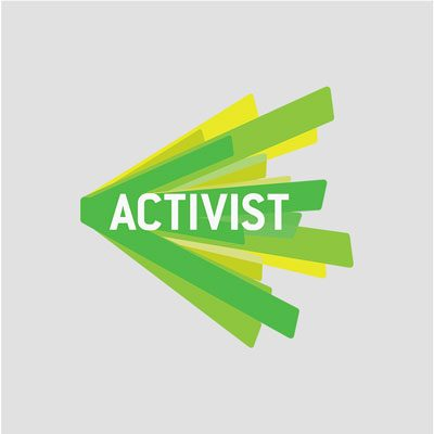 activist group logo